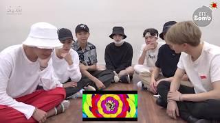 [BANGTAN BOMB] BTS 'IDOL' MV Reaction   BTS (방탄소년단)