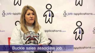 Buckle Interview - Sales Associate