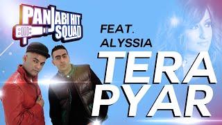 Panjabi Hit Squad Featuring Alyssia - Tera Pyar - YouTube
