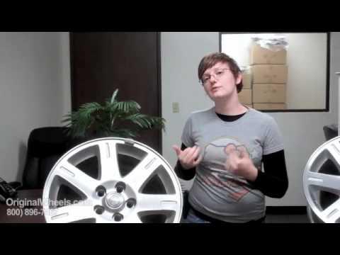 Sebring Rims & Sebring Wheels - Video of Chrysler Factory, Original, OEM, stock new & used rim Co.