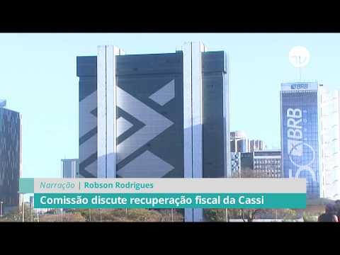 Comissão discute recuperação fiscal da Cassi - 21/11/19
