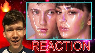 Charli XCX   2099 (ft. Troye Sivan) REACTION