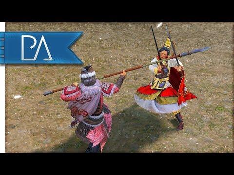 WHO IS THE BEST WARRIOR?! - Vanguard Duel Tournament - Total War: Three Kingdoms