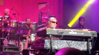 Stevie Wonder 11-29-14 MGM Las Vegas The Encores