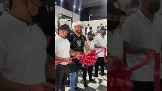 Inauguran la Neto Bran Barber Shop