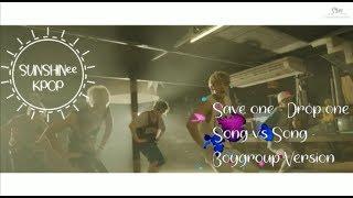 Kpop | Save One   Drop One | Boygroup Version