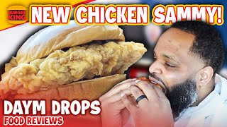 Is The New Burger King Chicken Sandwich Worth The Wait?