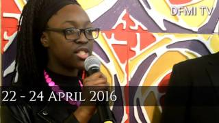 DFMI YOUTH CONFERENCE 2016 PROMO