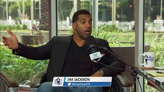 Jim Jackson Explains the Success of Small Schools in 2018 NCAA Tourney | The Rich Eisen Show