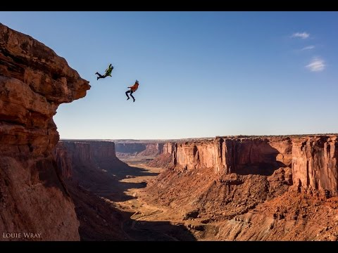 Matt Blank – Base Jumping around the world