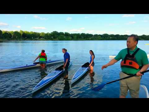 Hawj Welcomes Youth Kayak