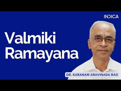 Valmiki Ramayana Talk 228 by Dr Karanam Aravinda Rao