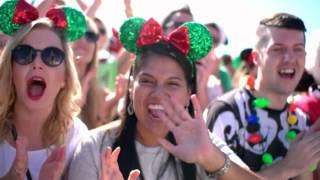 Disney Parks Christmas Parade 2015