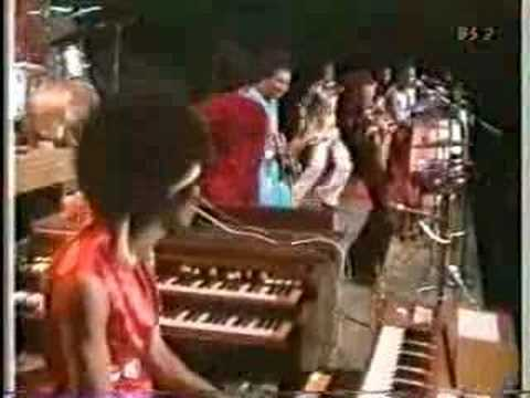 Earth Wind & Fire - EVIL year 1973