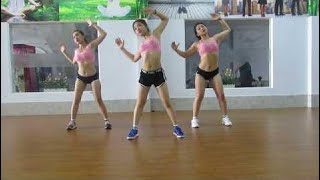 Thể Dục Thẩm Mỹ | 15phút Aerobic dance giảm cân nhanh ( bai five)