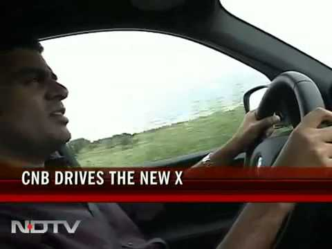 BMW X3 SUV first look on NDTV