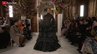 My Emotional Return To The Maison Valentino Runway During Paris Fashion Week