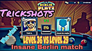 8 Ball Pool New Berlin trick Any level Use it     Make