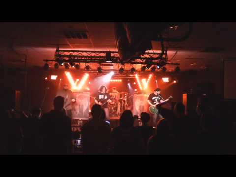 Concrete Angels - Fallen Sunshine (Live @ Crimson Lounge)