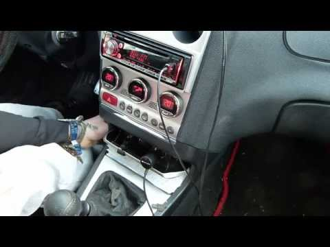 Autoradio wechseln Alfa Romeo 156