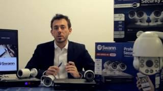 Swann kamera rendszerek - 2MP AHD, 3MP AHD, 4MP IP kamera szettek
