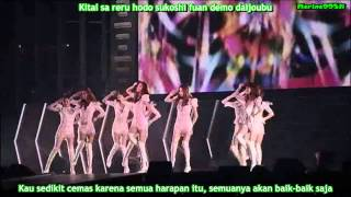 SNSD - I'm in love with a hero (indo sub)