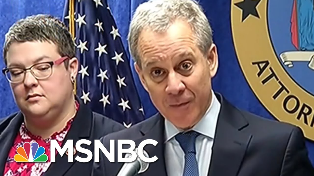 The Hypocrisy Of Attacking Eric Schneiderman And Not President Donald Trump | Morning Joe | MSNBC thumbnail
