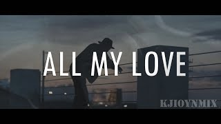 Cash Cash – All My Love (feat. Conor Maynard)[Lyric Video]