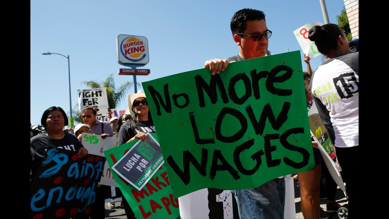 Burger King Employees Punished For Trying To Organize Union thumbnail