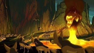 Lion Guard: Army Of Scar BATTLE! | Kion's Roar Of The Elders | The Scorpion's Sting HD Clip
