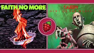 Okay, This is Epic [Faith No More vs. Queen]
