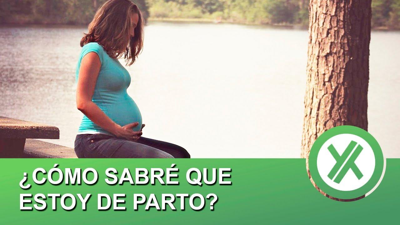 ¿Cómo sabre si estoy de parto? - Las fases del parto (I)
