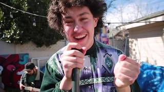 Hobo Johnson & The LoveMakers   2018 NPR Tiny Desk Contest (Peach Scone)
