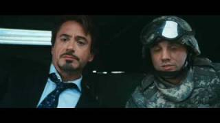 Trailer of Iron Man (2008)