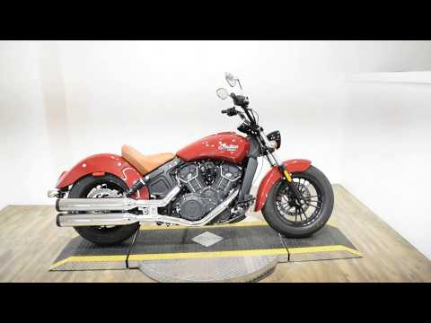 2017 Indian Scout® ABS in Wauconda, Illinois