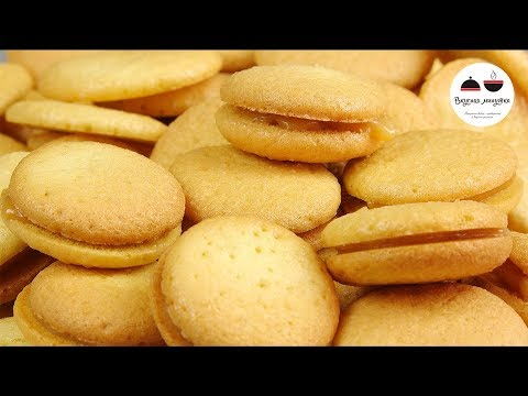 Печенье К ЧАЮ за 15 минут  Объедение!