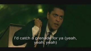 Gambar cover Bruno Mars - Grenade Official Video Lyrics