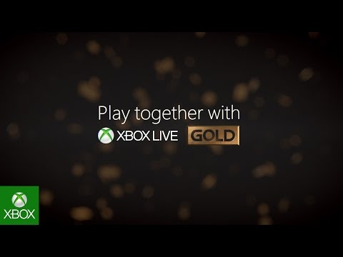 Microsoft Xbox Live Gold -12 Months