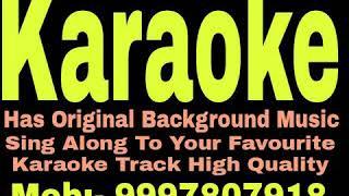 Har Kasam Tod Di Aaj Tumne Karaoke HQ - Phir   - YouTube