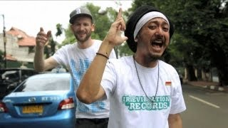 Gambar cover Uwe Kaa - Aku Cinta (Indonesia) feat. Ras Muhamad