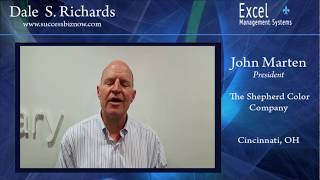Dale Richards Valuation Optimization Presentation with Dashboards was John's Favorite