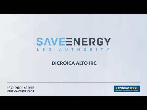Saveenergy | Dicróica ALTO IRC