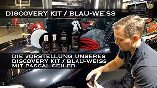 "SWISSVAX: Discovery Kit / Blau Weiss mit Pascal Seiler ""Anwendungs video"""