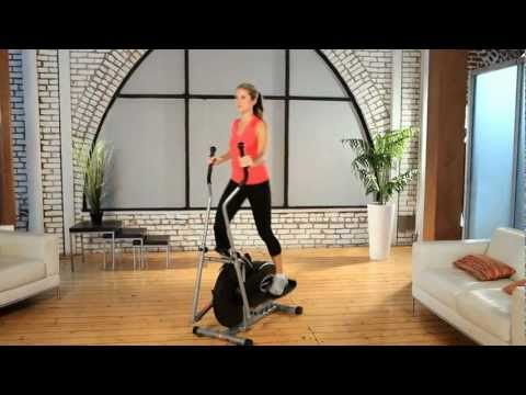 1301 - Exerpeutic 260 Aero Air Elliptical