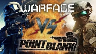 Рэп Баттл - Warface vs. Point Blank