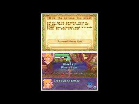 Видео № 0 из игры Enchanted [DS]