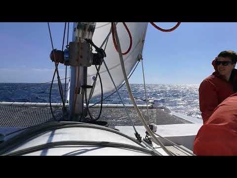 sailing Santa Maria, part 1