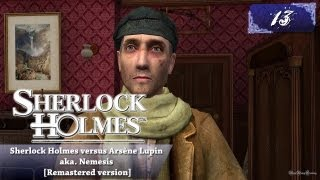 Sherlock Holmes (Video Games) - Nemesis [Remastered version] - Pt.13