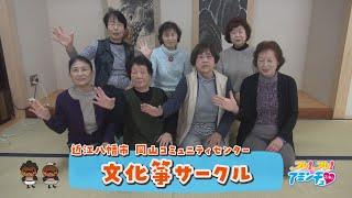 お琴の音色を奏でよう!「文化箏サークル」近江八幡市岡山コミュニティセンター