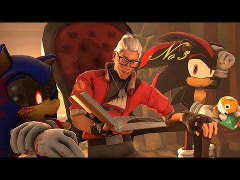 Фак-игры Выпуск 3: Три игры! (Sonic.Exe NB, Sonic RPG, Tails' Nightmare)